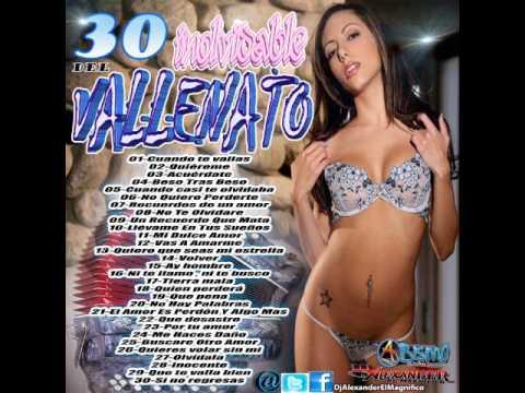 las 30 inolvidable del vallenato