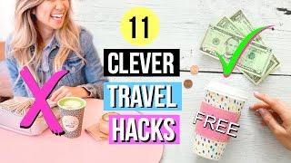 11 Simple Travel Hacks Everyone NEEDS to Know!