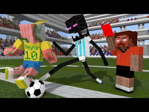 Xxx Mp4 Monster School World Cup 2018 Minecraft Animation 3gp Sex
