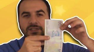 100 Lirayı Tutabilir Misin? - Ofiste Refleks Oyunu