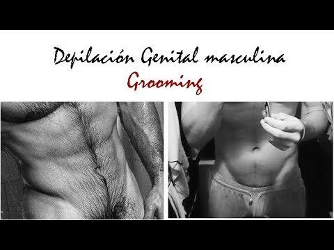 Depilación para hombre Cómo depilarse el vello del pubis paso a paso by landoigelo