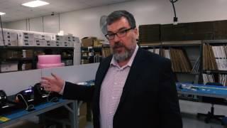 Mystic Pants - IoT Production Walk Through