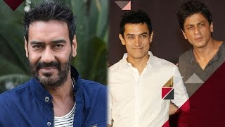 Ajay Devgan VS Khans | Bollywood News