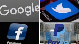 Tech companies colluding with the Left in ideological war?