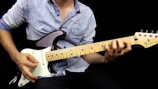 Fender Standard Stratocaster (MIM) Demo by Jesse Fildes