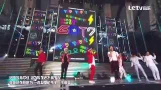 Got7 - Stop Stop It + Girls Girls Girls @ Letv 2015 Dream Concert Chinese Lyric Subtitle