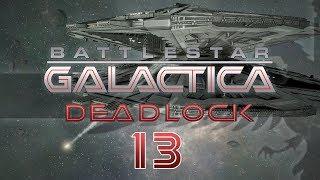 BATTLESTAR GALACTICA DEADLOCK #13 BASESTAR FLEET Preview - BSG Let