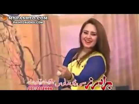 Pashto new song 2015 Nadia Gul   Sta Yam Lewaniya   YTPak com