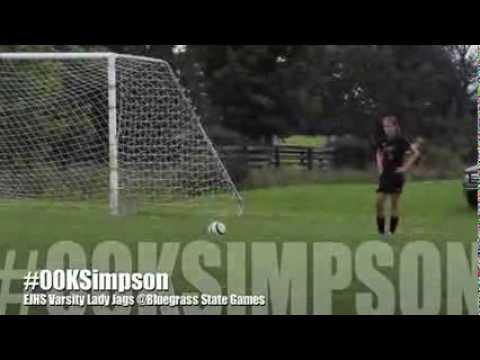 EJHS Women's Varsity Soccer - Bluegrass State Games 2013