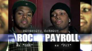 Behind The Scenes of Concrete (the movie) w/ DoughBoyz CashOut Roc & Thomas Harris