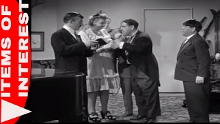 Three Stooges Marriage  -  3 Stooges Funny - Shemp Howard Married