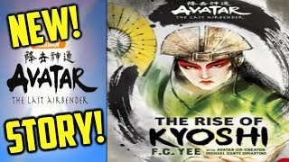 New Avatar: The Last Airbender Novel Announced about Avatar Kyoshi