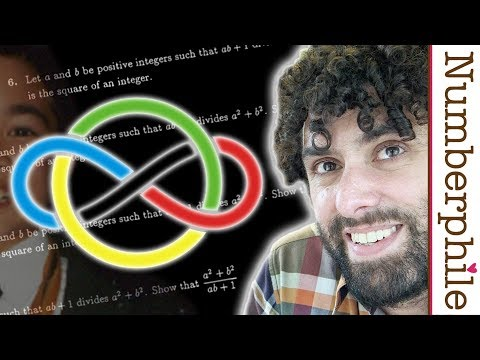 The Legend of Question Six Numberphile