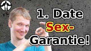 Erstes Date: Sex-Garantie - 3 Dinge, die wichtig sind