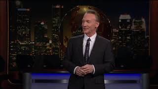 Monologue: Yippee Ki-Yay, Pussygrabber | Real Time with Bill Maher (HBO)