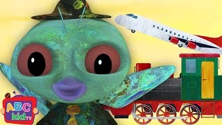 Shoo Fly, Don't Bother Me | Nursery Rhymes - ABCkidTV