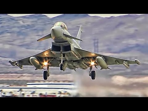 Multinational Fighter Jets Train At U.S.