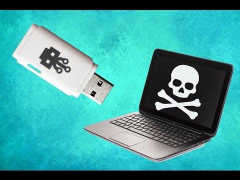 COMPUTER DESTRUCTION GONE DEADLY
