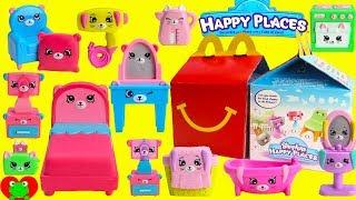 2018 Shopkins Happy Places McDonald