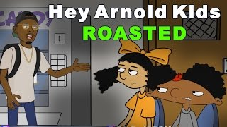 Hey Arnold in the HOOD (feat. Cartoon.Connect)