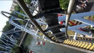 Great Bear Front Seat on-ride HD POV Hersheypark