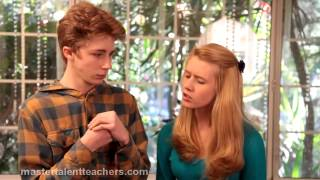Teen Acting Class: How to use the