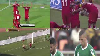 """جميع أهداف مباريات منتخبات """"عرب إفريقيا"""" في تصفيات مونديال روسيا 2018"""