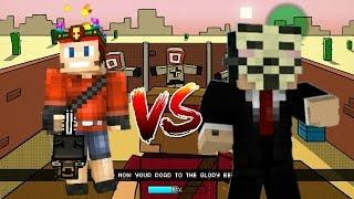 Hacker vs Admin - Pixel Gun 3D