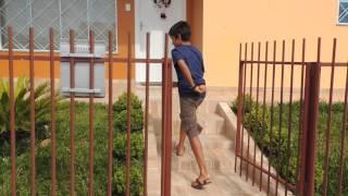 tacando ovo na casa do vizinho ,desafio cumprido!!
