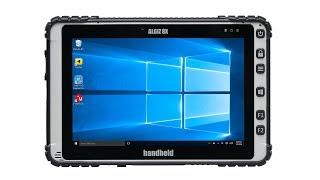 Handheld ALGIZ 8X: Product Introduction