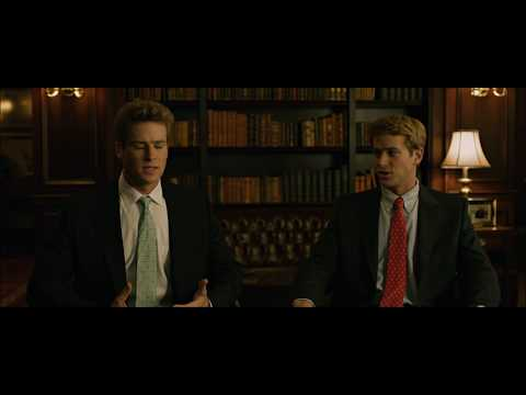 Xxx Mp4 Larry Summers And The Winklevoss Twins Scene From The Social Network 3gp Sex