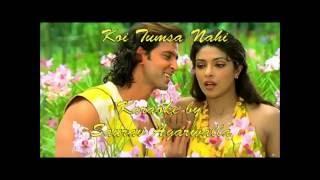 Koi Tumsa Nahi (Krrish) - Saurav Agarwalla