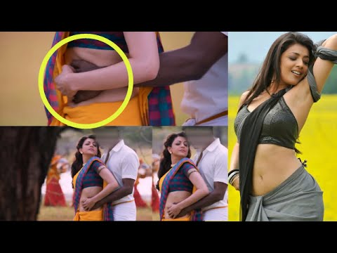 OMG! Drunk Actor SQUEEZES Kajal Aggarwal's Waist During Shoot