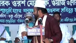 Bangla Waz - Pir e Kamil Allama Nesar Uddin Qadri ( আল্লামা নেছার উদ্দিন কাদরী )