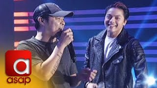 ASAP: Chito Miranda and Daniel Padilla sing