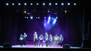 Группа Hip-hop -  ОТЧЕТНЫЙ КОНЦЕРТ GHETTO HIP-HOP SCHOOL 2017 (Аврора)