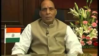 The Union Home Minister Shri Rajnath Singh addresses nation on Hindi Diwas
