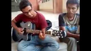 Ami Megh Chure Dei Tumar Oi Akashe by-fahad rabby tanvir ft-jabin