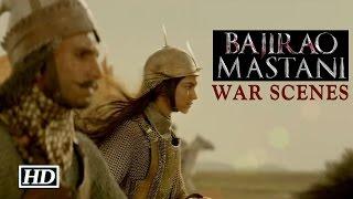 Making of Deepika Padukone's War Scenes in Bajirao Mastani
