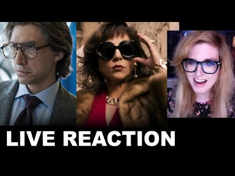 House of Gucci Trailer REACTION