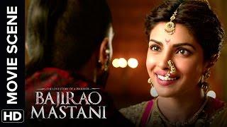 Priyanka Welcomes Ranveer Home | Bajirao Mastani | Movie Scene
