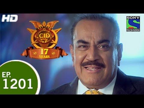 CID - सी ई डी - CID VS Super Villain - Episode 1201 - 8th March 2015