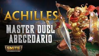 Achilles, Empieza fuerte la serie - Warchi - Smite Master Duel Abecedario S6