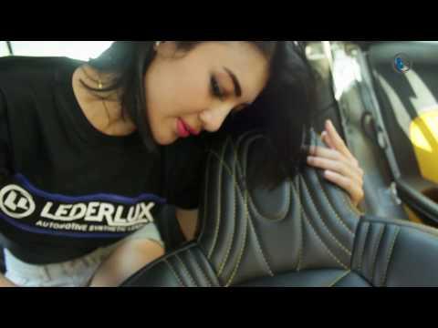 LEDERLUX Automotive Lifestyle With Tika Kaunang