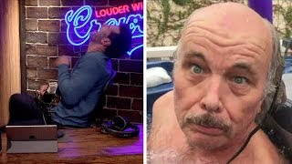 BLOOPER: Clint Howard Technical Difficulties | Louder With Crowder