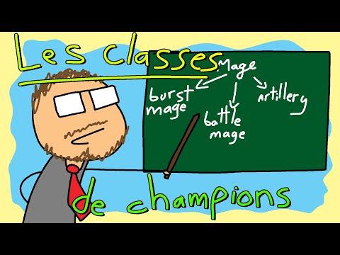 Le système de classes que Riot a abandonné