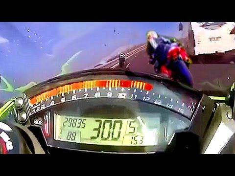 ♿ This is how 300 KM H BIKE CRASH sounds like