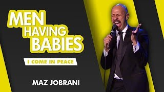"""Men Having Babies"" 