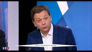 Bastien Faudot invité de Politiquement Show (LCI - 29/04/16)