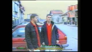 Narcis(Zajko i Seval Slozna braca)Studio Kemix (Officiall video) 2005